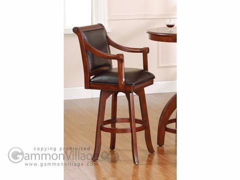 Palm Springs Swivel Bar Stool