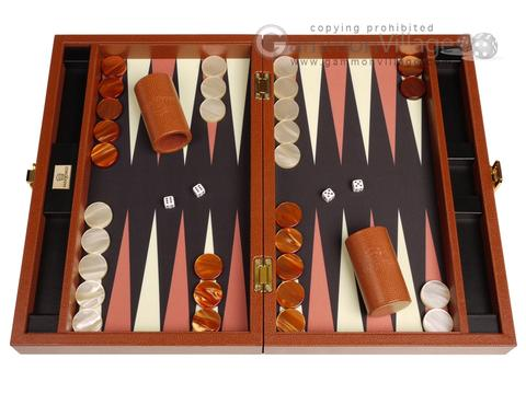 Leather Backgammon Sets & Boards, Under $900 - Free Shipping