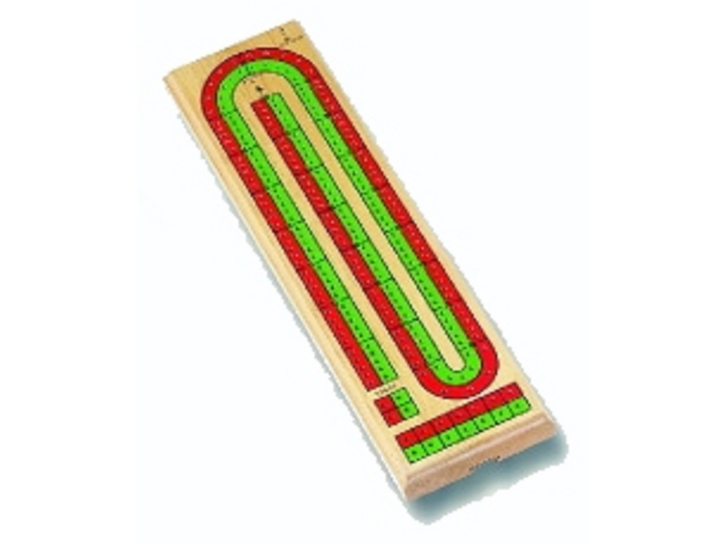 Double Track Cribbage