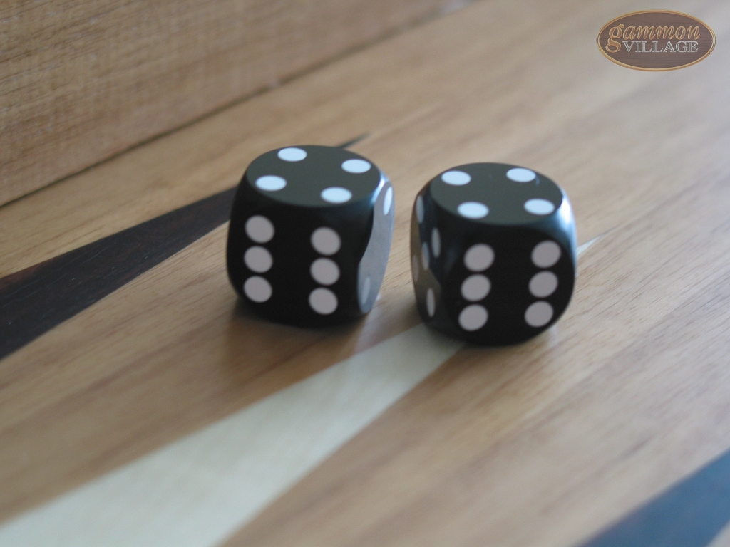 How Many Dice In Backgammon