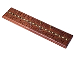 3334 - Wooden Double Track Cribbage
