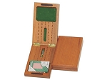 2 Track Folding Travel Cribbage