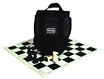 3190 - Tournament Roll-up Chess Kit