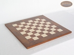 Magnificent Chessmen with Italian Lacquered Chess Board [Wood]