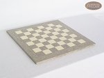 The Aristocratic Chessmen with Spanish Lacquered Chess Board [Grey]