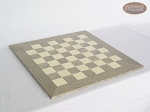 Large Spanish Lacquered Chess Board [Grey]