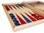Dal Negro Wood Backgammon Set - Itaca